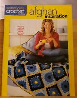 MAY114 CROCHET TODAY AFGHAN INSPIRATION 2008, 8 DESIGNS