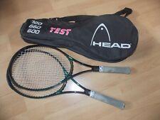 2 Price Tennis Schläger Sport Ballsport Tennisschläger mit Schlägertasche