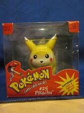 Pokemon #25 Pikachu par Hasbro Électronique Voix & Lumineux Cheeks Scellé