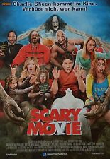 SCARY MOVIE 5 - A3 Poster (ca. 42 x 28 cm) - Film Charlie Sheen Clippings NEU