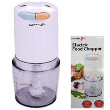 New Electric Multi Food Chopper Blender Mini Kitchen Food Processor Bowl Sale