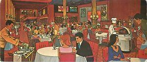 Artist Sketch Don Roth's Blackhawk Restaurant Classy Chicks Chicago IL Postcard