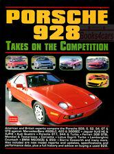 928 BOOK PORSCHE COMPETITION TAKE ON BROOKLANDS PORTFOLIO
