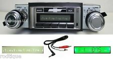 1968 Chevy Chevelle El Camino Stereo Radio iPod Dock USB Aux  Stereo --630 II