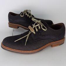 Dockers  Leather Lace-up Black Men Dress Shoes Size 9 M AL4439