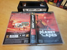 Planet Of The Apes - Rare Australian Fox Video Release Vhs Issue SciFi Adventure
