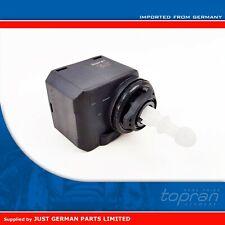 Headlight Range Motor Beam Adjustment Control - VW / AUDI - 1K6941295