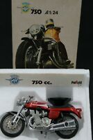 Vintage POLISTIL Motorcycle GT 55 MV AGUSTA 750cc  1:24    UP2.28