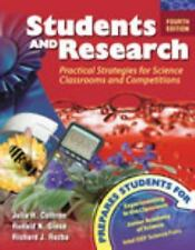 Students and Research: Practical Strategies for Science Classrooms and Competit