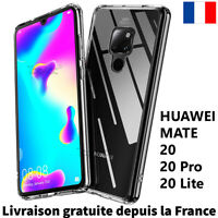 COQUE ETUI HOUSSE PROTECTION POUR HUAWEI MATE 20 PRO LITE ANTI CHOC SILICONE