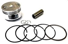 150CC PISTON SET GY6 MOTOR SCOOTER 157QMJ 1P57QMJ QUAD ATV MOPED