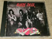 SLEEZE BEEZ cd SCREWED BLUED AND TATTOOED free US shipping