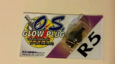 O.S. R5 nitro rc car truck or buggy glow plug