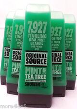 6 x Original Source Tea Tree and Mint Shower Gel 250ml