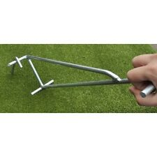 """2 IN 1"" TENT PEG PULLER - CAMP OVEN LID LIFTER"