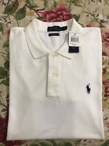 Polo Ralph Lauren (Women Classic Fit Mesh Polo Shirt)