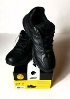 NWT AVIA MENS BLACK OIL AND SLIP RESISTANT ATHLETIC SHOES CASUAL SNEAKERS 7.5W