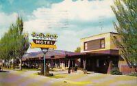 Postcard La Plata Motel Durango CO
