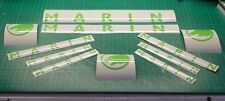 MARIN OLD STYLE stickers, Custom, MBK Bike, Bicycle, Mountain, Road, Racer, BMX