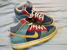 Og Nike Sb Dunk High Mr Pac-Man 305050 471 Rare 2009 Airmax Air Jordan