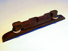 Rosewood Mandolin Bridge adjustable and compensated