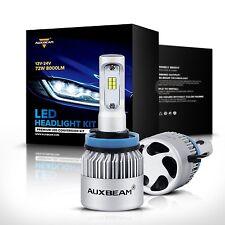 LED Headlight Kit Auxbeam F-S3 Series H11 LED PHILIPS CSP Chips Fog Light