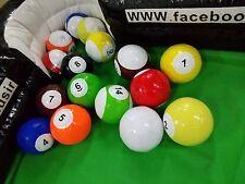 16X Football footpool pool soccer number ball fusion combine sport trick shot