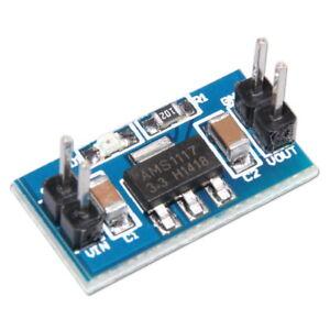 AMS1117 LM1117 1117 800mA Voltage Regulator Power Supply 3.3V 5V Module Arduino