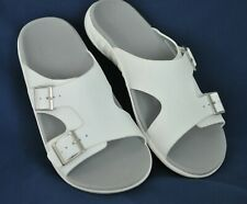 Spenco Brighton Women's Sandals color White Mist size 7