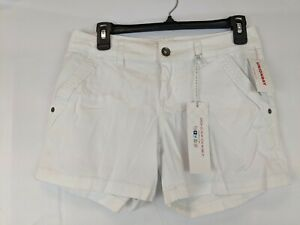 Union Bay Elsie Shorts, White, Juniors 5