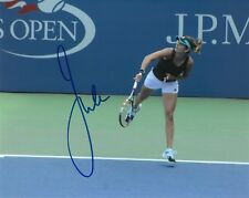JULIA GOERGES SIGNED 8x10 PHOTO EXACT PROOF COA AUTOGRAPHED TENNIS 2