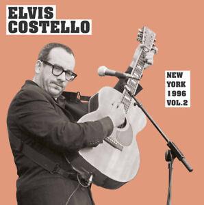 Elvis Costello - New York 1996 Vol. 2 - Double LP Vinyl - ROUND14 - NEW