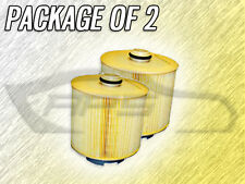 AIR FILTER AF5785 FOR 2007 2008 2009 2010 AUDI A6 AVANT QUATTRO PACKAGE OF TWO