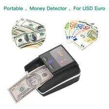 Counterfeit Money Checker Currency Cash Checker Machine UV/MG/IR Detection
