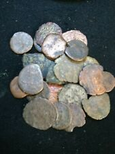 25 ANCIENT ROMAN COINS  Uncleaned and As Found! -
