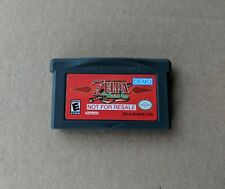Legend of Zelda: The Minish Cap Nintendo Game Boy Advance Demo Not for Resale