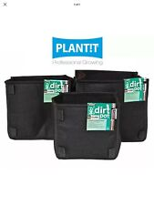 Rootit Fabric Pots 17 Litres Pack Of 10