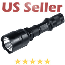 UTG Leapers Tactical 200 Lumen Long Range Spot Focus LED Light 5 Functions