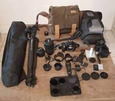 Nikon D5200 24mp  + Accessories