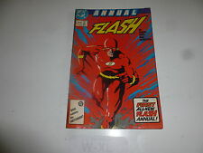 FLASH Comic - ANNUAL - No 1 - Date 1987 - DC Comics