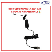 Icron USB2.0 RANGER 2301 CAT 5e/6/7 AC ADAPTER ONLY