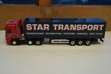 ELIGOR SEARCH IMPEX DAF XF 105 6*2 TAUTLINER STAR TRANSPORT, 1:43, 113691 NEW