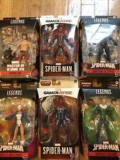 Marvel Legends SPIDER-MAN WAVE 11 SET DEMOGOBLIN BAF new complete set Shang Chi