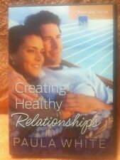 Creating Healthy Relationships Paula White CD Four Disc Set 2010