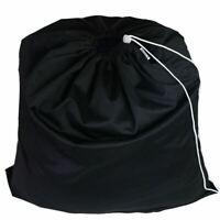 Black Drawstring Waterproof Wet Bag