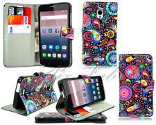 Étuis, housses et coques etuis portefeuilles multicolores Pour Alcatel One Touch pour téléphone mobile et assistant personnel (PDA)