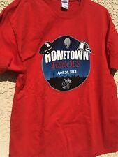 Las Vegas 51s Hometown Hero's XL T-shirt Aliens Area Mets Dodgers Padres