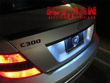 Mercedes Benz Kennzeichenbeleuchtung Canbus LED W204 C207 C216 C218 A2218200856
