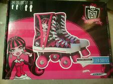 Monster High Rollschuhe 36