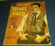 Hugh O'Brian, Famous Marshal Wyatt Earp #5 Dell comics golden age western movie